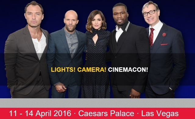 April Calendar Las Vegas : Cinemacon las vegas april  trade show