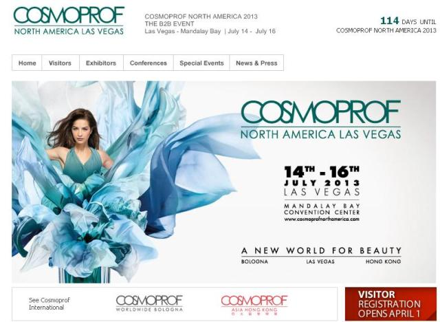 COSMOPROF 2013