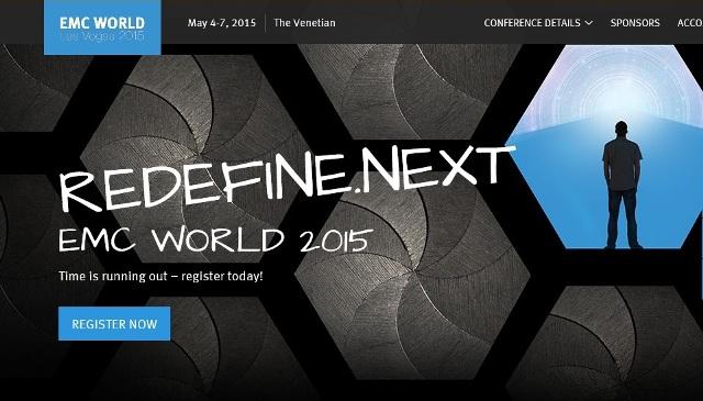 EMC World 2015