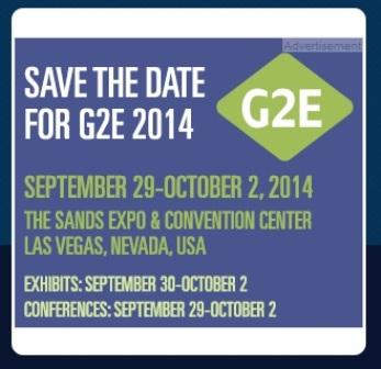 G2E 2014