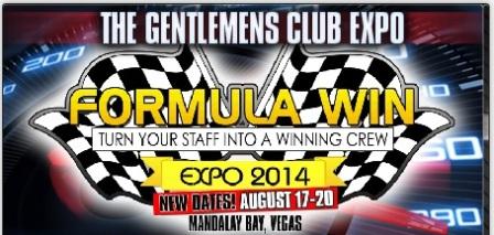 Gentlemen's club expo 2014