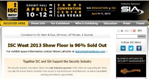 ISC West 2013