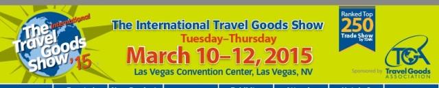 Int'l Travel Goods Show 2015