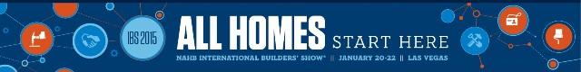 NAHB International Builders Show 2015