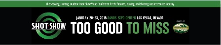 NSSF Shot Show 2015