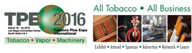 Tobacco Plus 2016