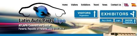 Latin Auto Expo Panama 2014