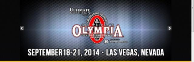 Mr. Olympia 2014
