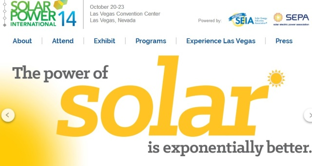 Solar Power Intl 2014