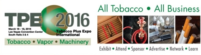 Tobacco Plus 2016